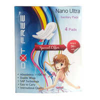 Nano Ultra Thin Sanitary Pads