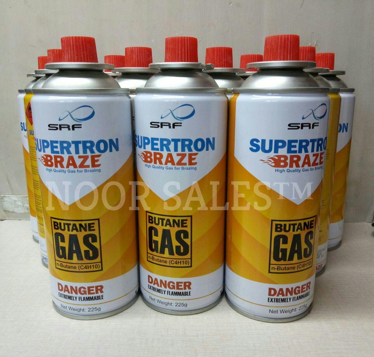 N Butane Gas