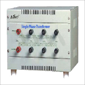 Single Phase Electric Transformer