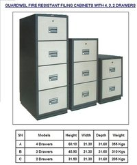 Fire Protection Filing Cabinets