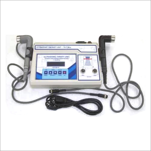 Ultrasonic Machine Dual Handle
