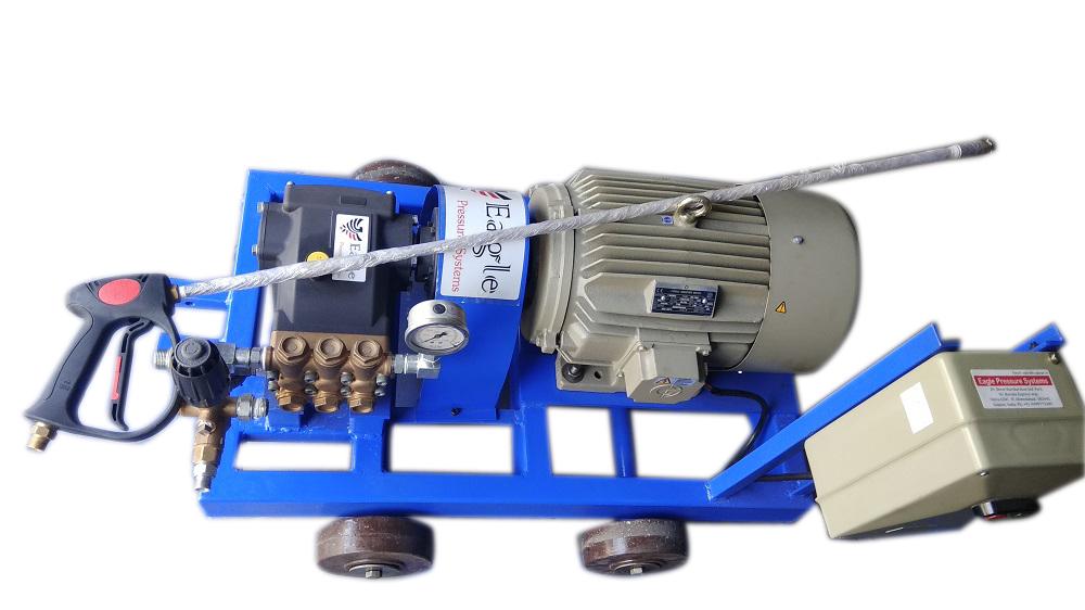 Electric Pressure Washer