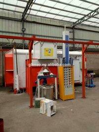 Automatic Aluminium Formwork Powder Coating Line