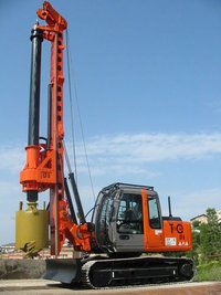 Piling Rig On Rent