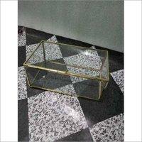 Glass Jewellery Box