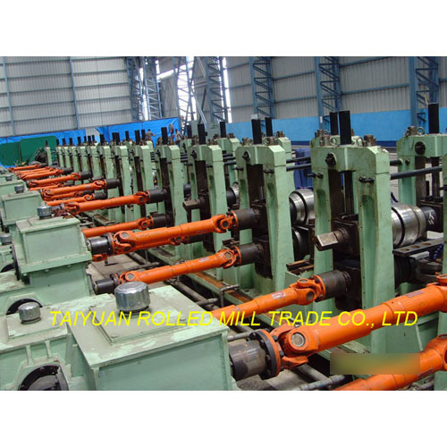 Cold Roll Forming Mill Line