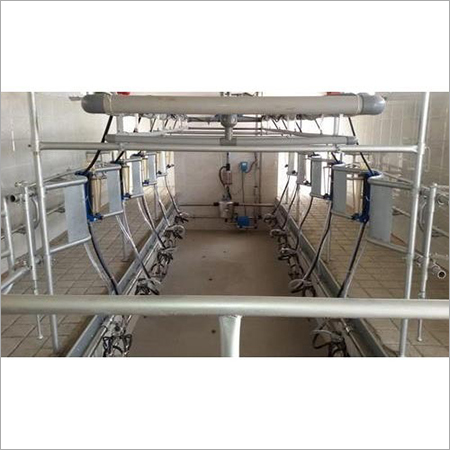 Two Sided Milking Parlour