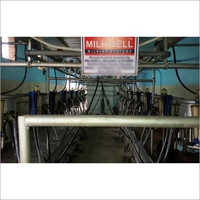 Pneumatic Milking Parlour