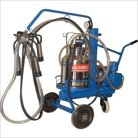Single Bucket Portable Milking Machine