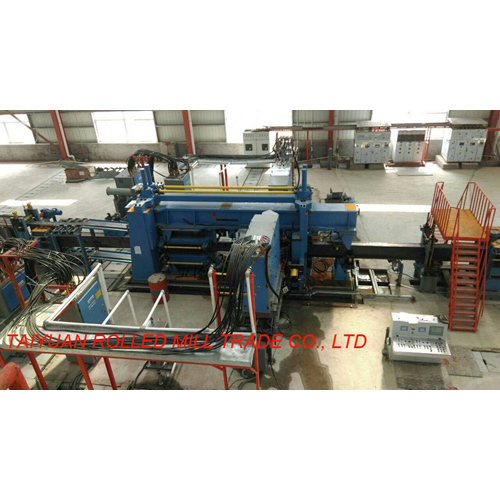 H Beam ERW Production Line