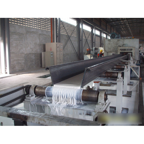 Steel Pillar Rolling Mill Line