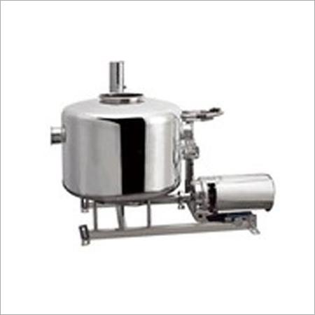 Milking Transfer System