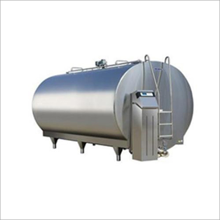 Horizontal Milk Cooling Tank
