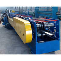 C and Z Purlins Roll Forming Machines
