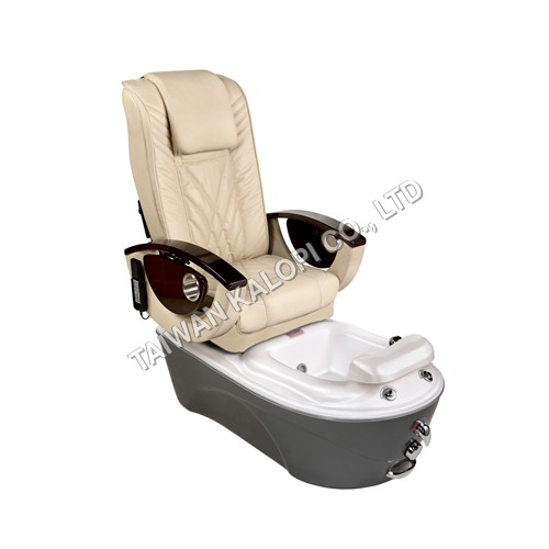 Pipeless Pedicure Spa Chair with Massager