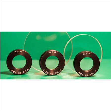 True Zero Order Laser Lines Mica Waveplates