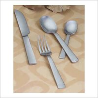 Silver Touch Cutlery Set