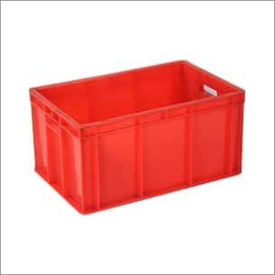 500 X 325 Series Plastic Industrial Crates