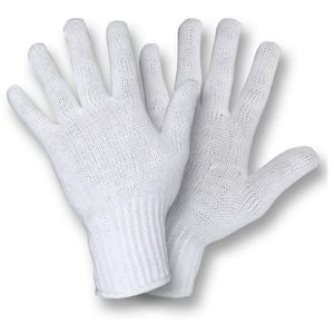 Poly Cotton Knitted Gloves