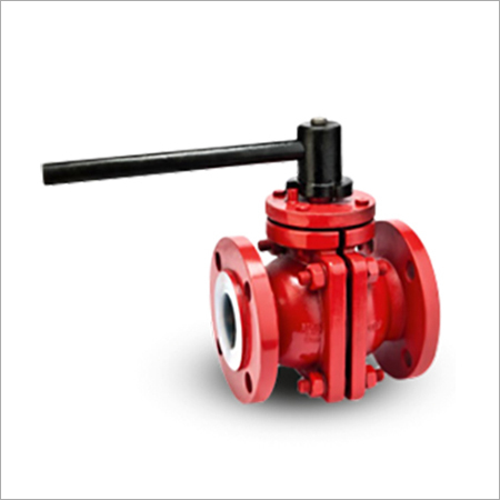 FEP Lined Valve
