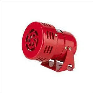 Emergency Voice Hooter