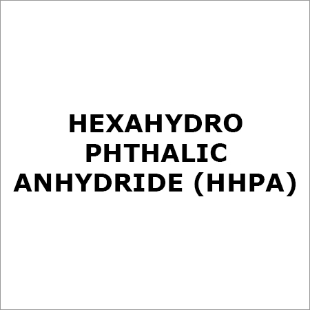 Hexahydrophthalic Anhydride (HHPA)