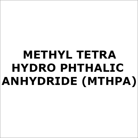 Phthalic Anhydride Methyl Tetra Hydro Phthalic Anhydride (MTHPA)