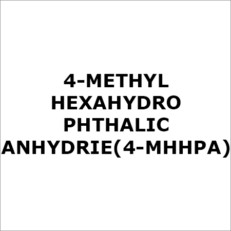 4-Methyl Hexahydrophthalic Anhydride(4-MHHPA)