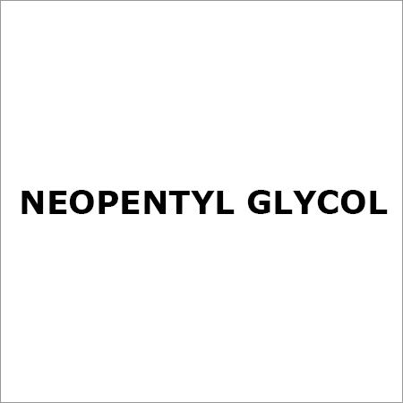 Neopentyl Glycol