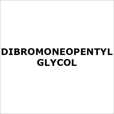 Dibromo Neopentyl Glycol