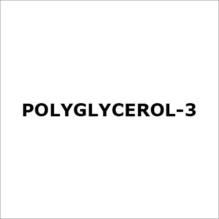 Polyglycerol 3