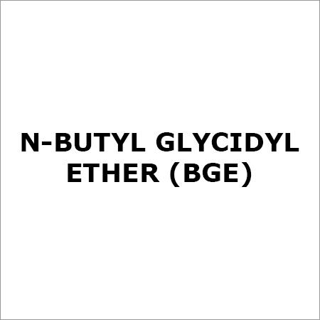 n Butyl Glycidyl Ether (BGE)