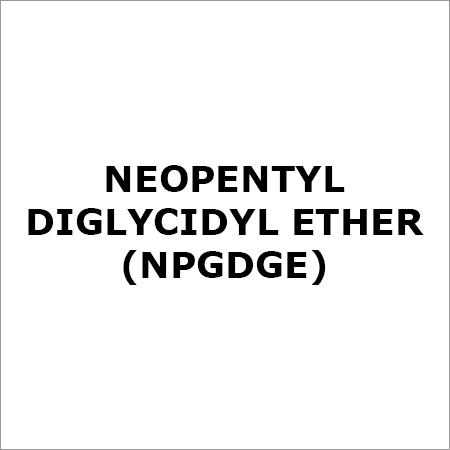 Neopentyl Diglycidyl Ether (NPGDGE)