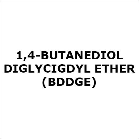 4-Butanediol Diglycigdyl Ether (BDDGE)