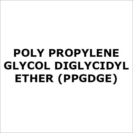 Poly Propylene Glycol Diglycidyl Ether (PPGDGE)