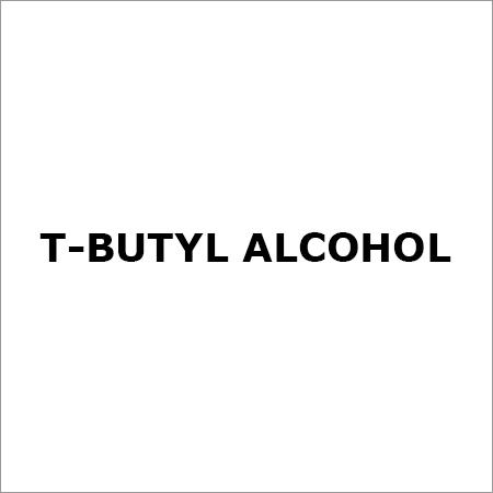 T-Butyl Alcohol