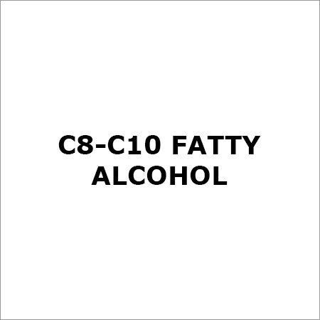c8-c10 Fatty Alcohol