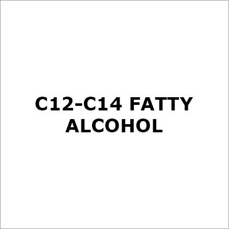 c12-c14 Fatty Alcohol