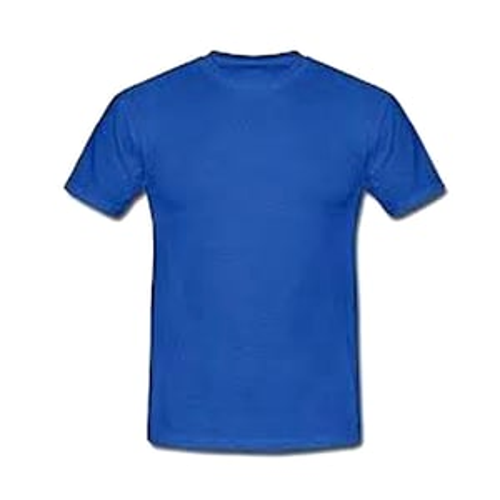 Uniform Round Neck T Shirt