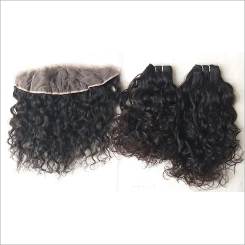 Indian Curly JHair
