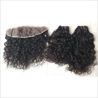 100% Indian Curly Human Hair