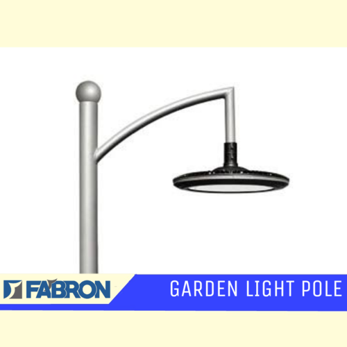 Garden Light Pole