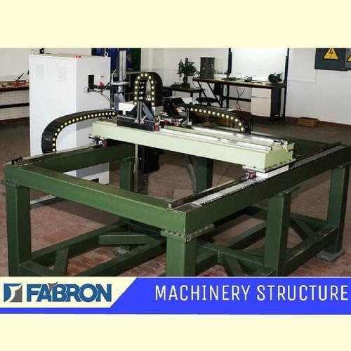 Machinery Structure Fabrication