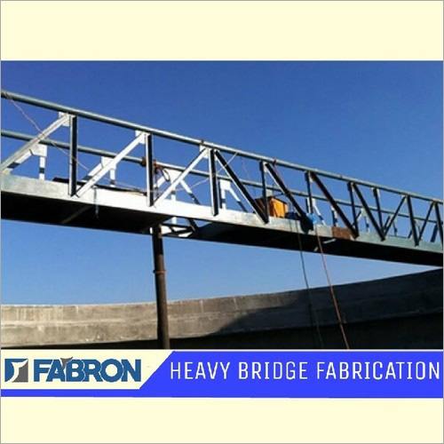 Heavy MS Bridge Fabrication Work