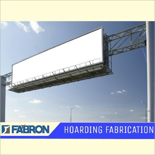Signboards and Hoardings Fabrication