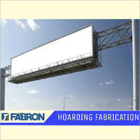 Hoarding Fabrication Work