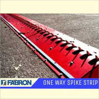 One Way Spike Strip
