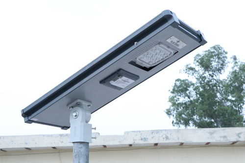 Integrated Solar LED Street Light