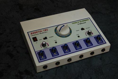 6 Channel Tens Machine