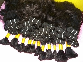 Natural Black Human Hair